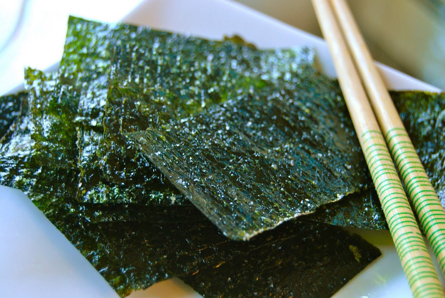 - Seaweeds are one of nature's true wonder foods!  - They are one of the most nutritionally dense plants on the planet - They are also the most abundant source of minerals in the plant kingdom as they have access to all the nutrients in the ocean