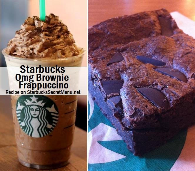 Recipe For A Grande:  -Coffee based Frappuccino -Blend in a Double Chocolate Chunk Brownie -Add 1.5 pumps of white mocha syrup -Add 1.5 pumps of toffee nut syrup