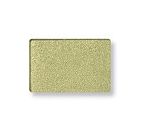 """Use a light green eyeshadow, all over your lid. The one I used was """"Lemongrass""""  from Mary Kay."""