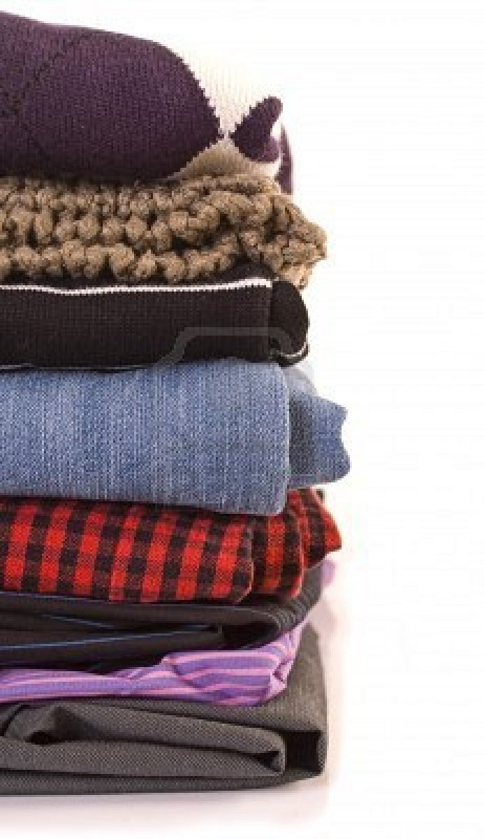 Do you have clothes sitting in your closet or drawers not being worn? Too small?, or too big? Not in style?