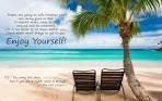 Enjoy yourself!!