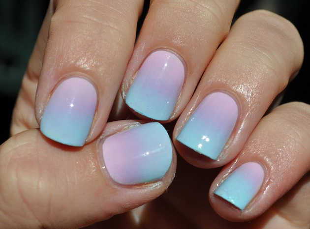 Pastels are great for spring