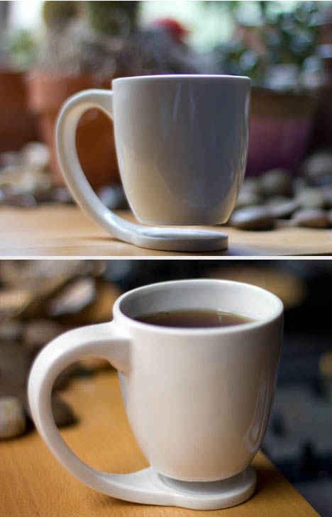 18. Floating Mug