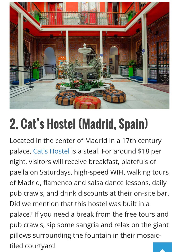 8 Beautiful European Hostels For Under $25 Per Night by ... - photo#17