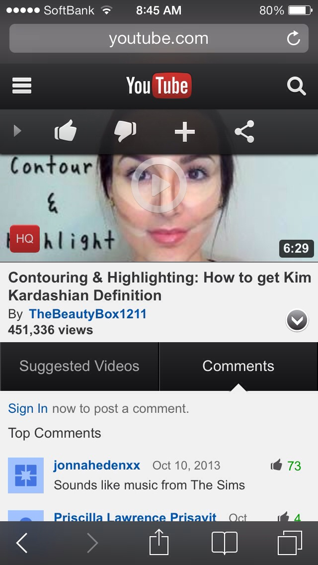Best Contour And Highlight Video On YouTube! By Evette