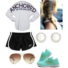 During summer this is my all time favorite outfit to wear. This is fashionable and simple
