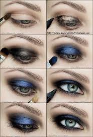Use eye-primer for a bolder and longer-lasting look! :)