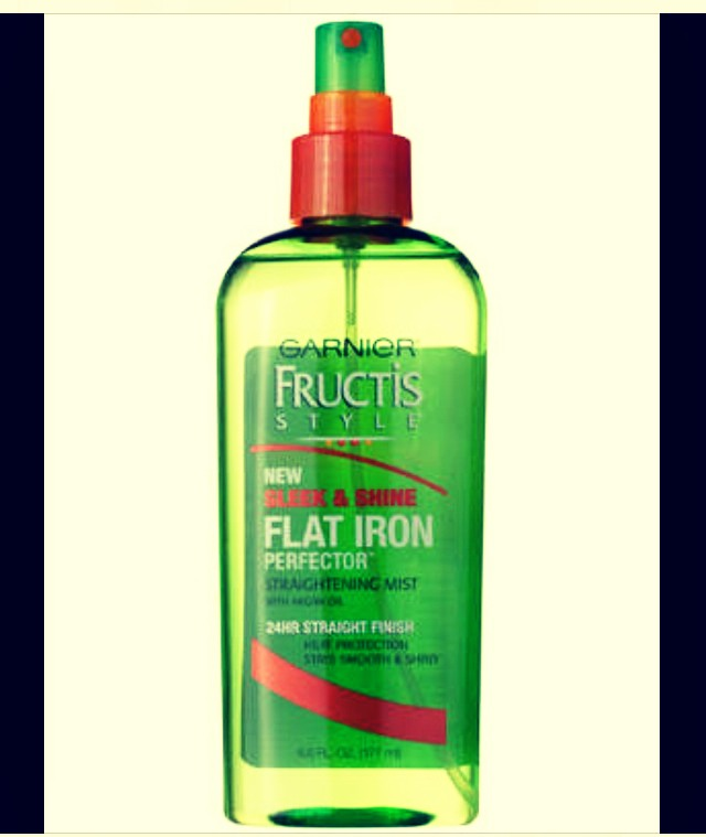 If you are a definite iron user, use a heat protectant!!! I swear you'll never regret it