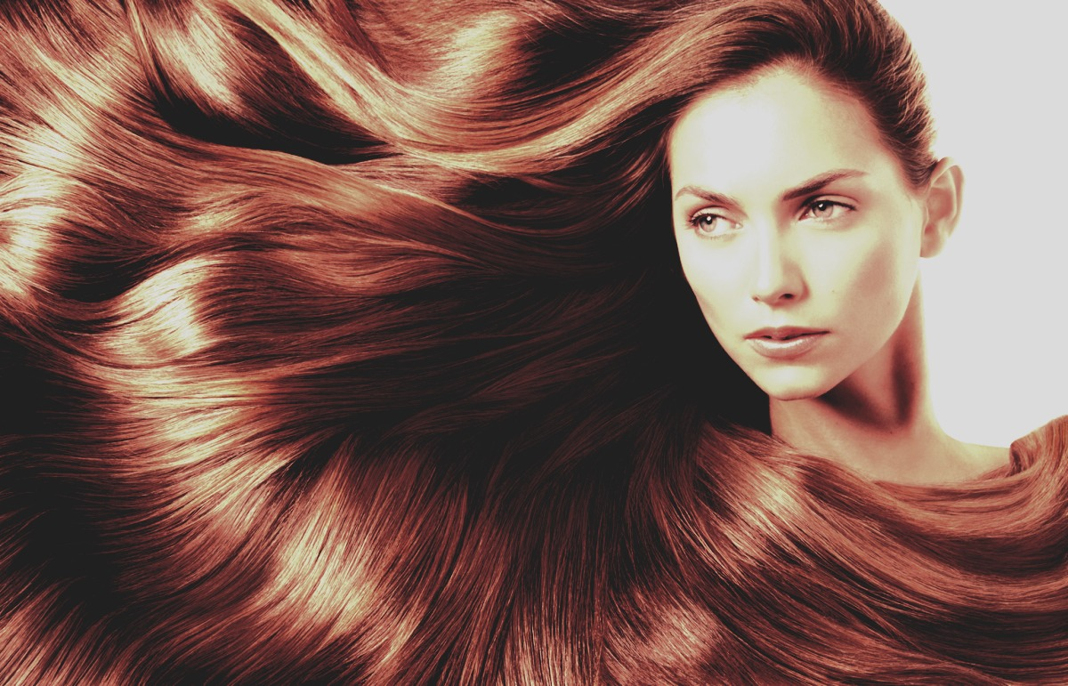 Wash your hair normally with your shampoo Ensure it's all washed out Add 2 tablespoons apple cider to a cup of water and pour over your hair The smell will disappear when your hair dries