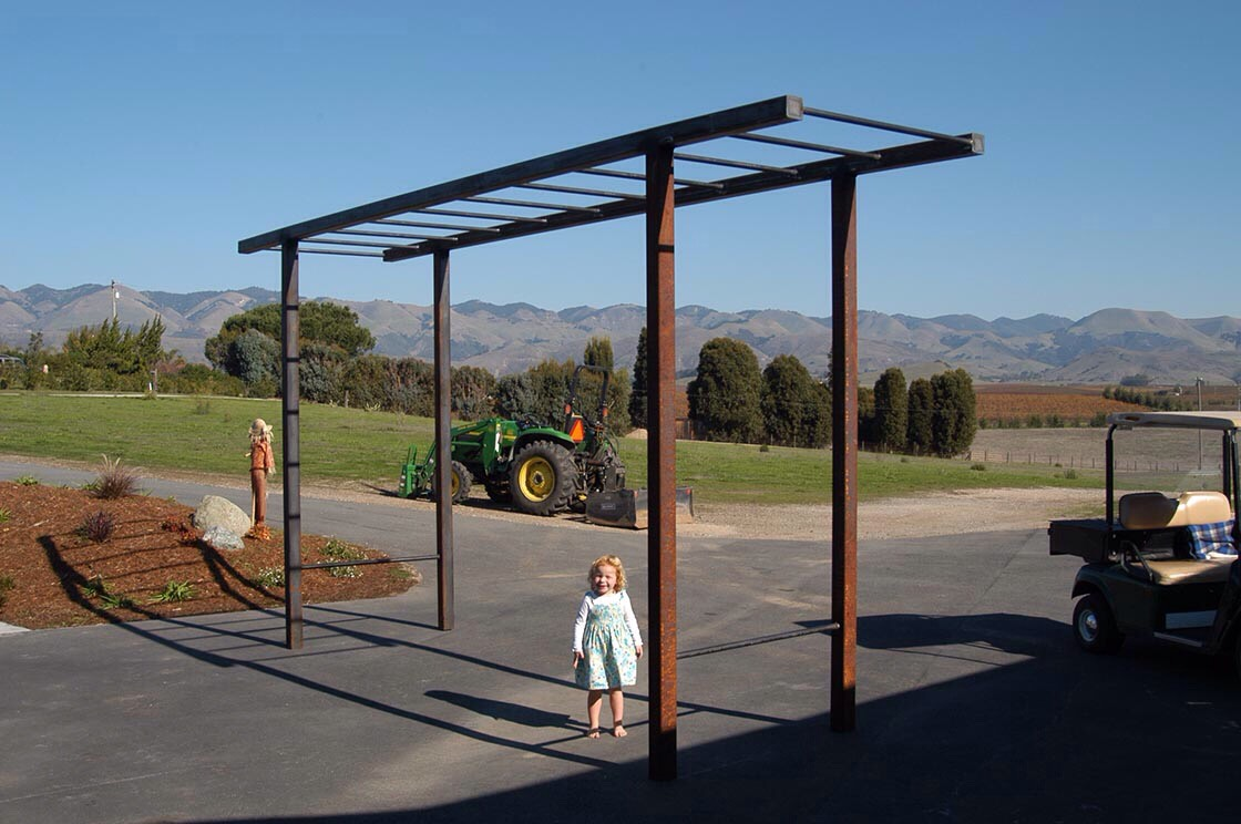 Complete the monkey bars!