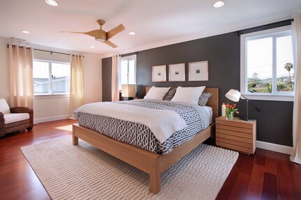 Your bedroom is where you sleep so it should be clean and organized in order to get a good night sleep.