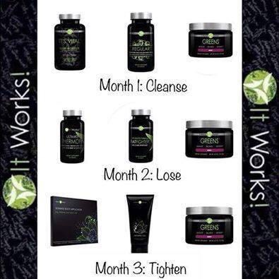 My all natural products and wraps will take your dieting and exercising to a whole 'notha level!