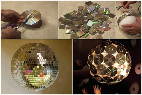 3. Craft a Disco Ball