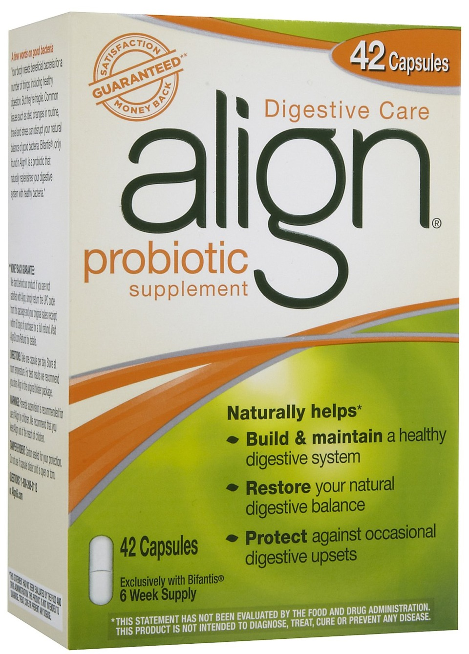 The second way is to take a probiotic supplement every day. This is great for people who can't handle dairy or don't like the taste of yogurt. In some cases, taking a supplement has been better than probiotic yogurt because supplements are able to withstand the acid in your stomach.