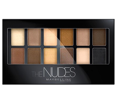 I use Maybelline New York palettes I like both The Nudes eye shadow & the Blushed Nudes eye shadow .m