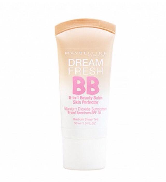 Maybelline Dream Fresh BB 8-in-1 Beauty Balm