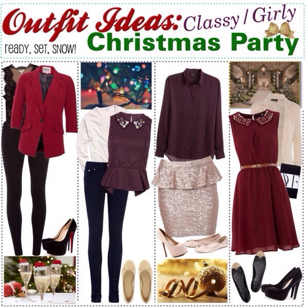 Island Christmas Party Ideas.Christmas Party Outfit Ideas By Dannii Randall Musely