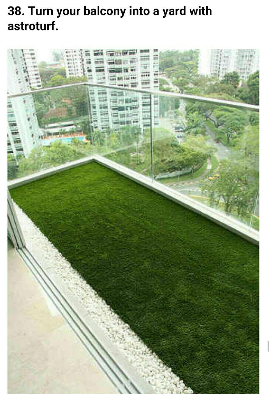 Озеленение балкона: заказать в киеве цены, фото и отзывы в и.