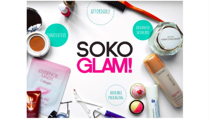 Soko Glam is so SO glam!