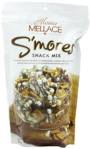 4. Eat yummy from-the-cabinet snacks, like this s'more mix😋