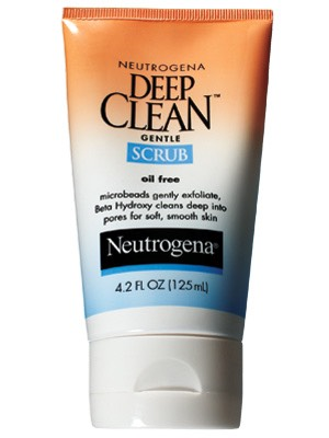 Use any exfoliator on your skin I use neutrogena oil free acne facial wash every day and only use exfoliator 2-3 times a week and u can apply face masks 2 a week for extra benefits .