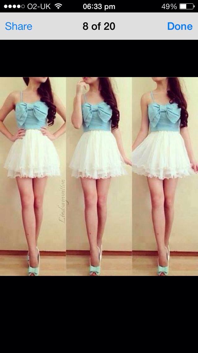 Sweet casual look 😛😛