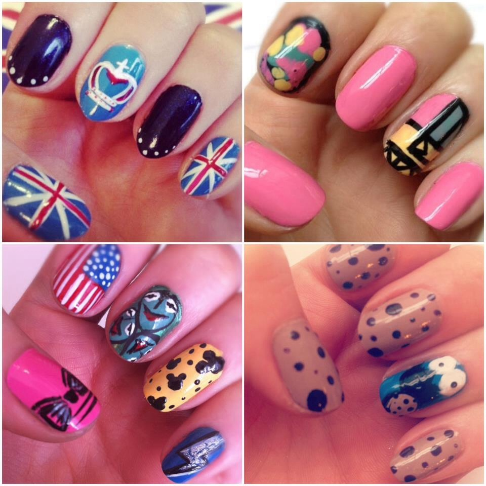 Gorgeous Summer Nail Art Ideas This Is Great