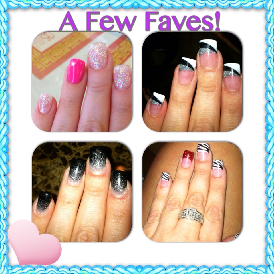 Musely awesome nail salon in tomball tx roses nails these designs are by kevin prinsesfo Gallery