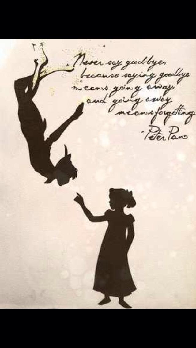 Peter Pan. Words can't describe