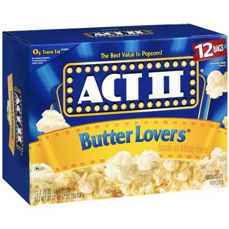 My fave is butter lovers