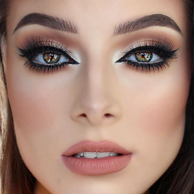 Gorgeous Neutral Makeup Looks! by Kat 💕 - Musely 2ad47a45cd7