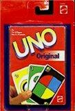 """Uno - This is a classic card game that almost anyone in the family loves to play. You can have lots of fun catching people when they don't say """"Uno"""" too, which is one of the best parts of family game night for our family."""