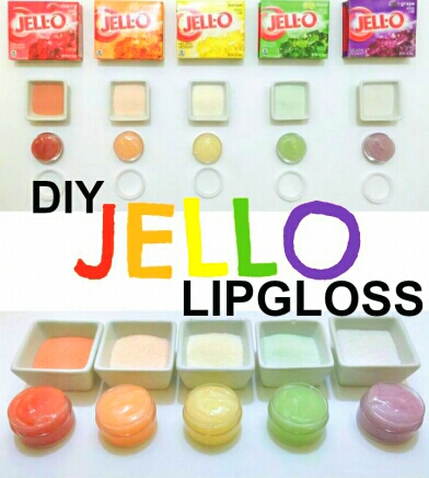how to make easy lip gloss at home