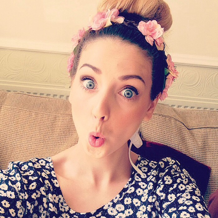 Zoella and alfie dating announcement on facebook 1