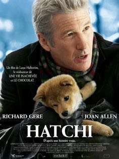 Hachi: A Dog's Tale. A story so moving I was sobbing uncontrollably 20 minutes after the credits were done. Beautiful and heartbreaking and reminds us never take anyone we love for granted.