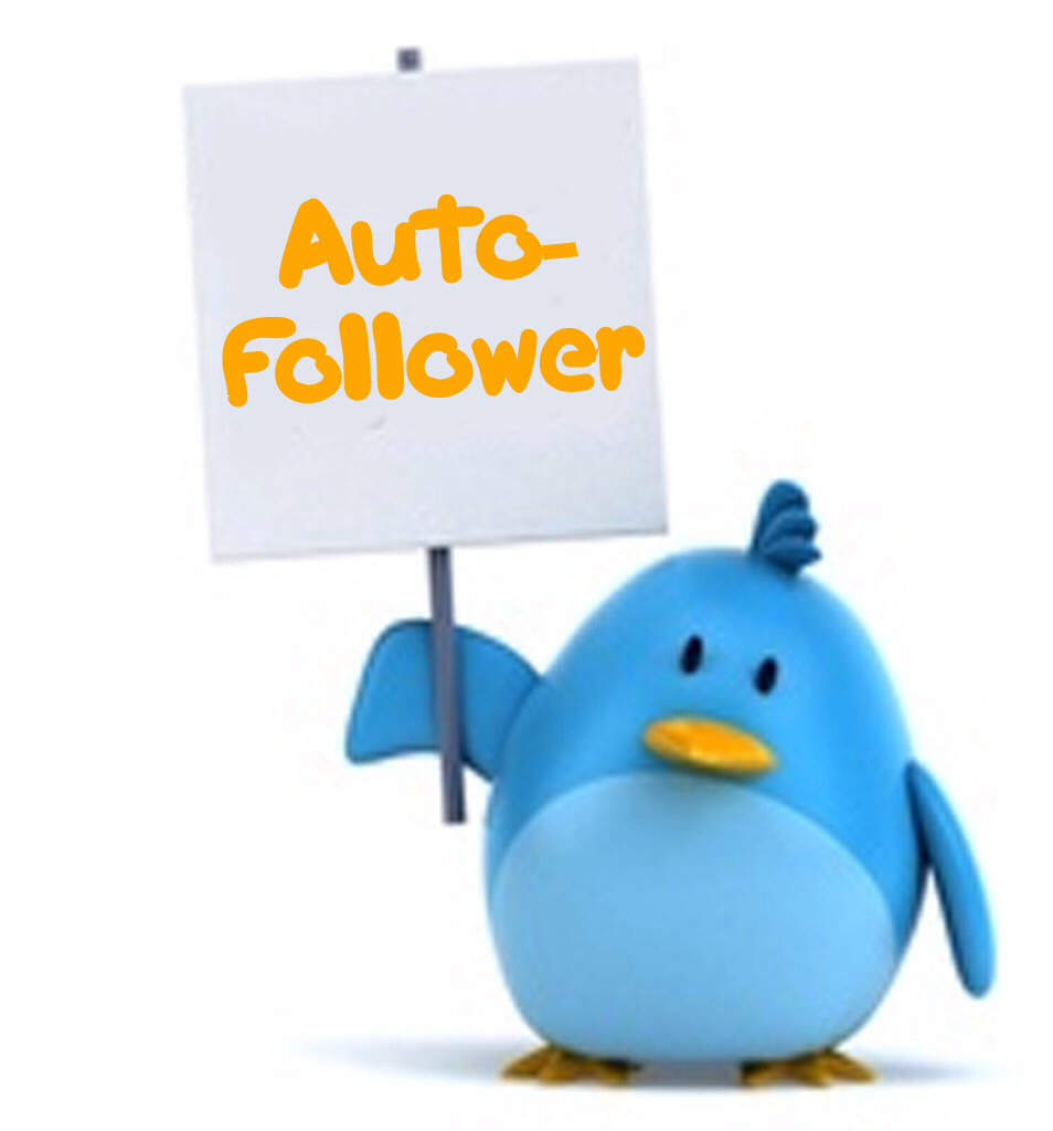 Everybody wants followers, but doesn't want to follow random people. So how do get more followers that aren't blanks?