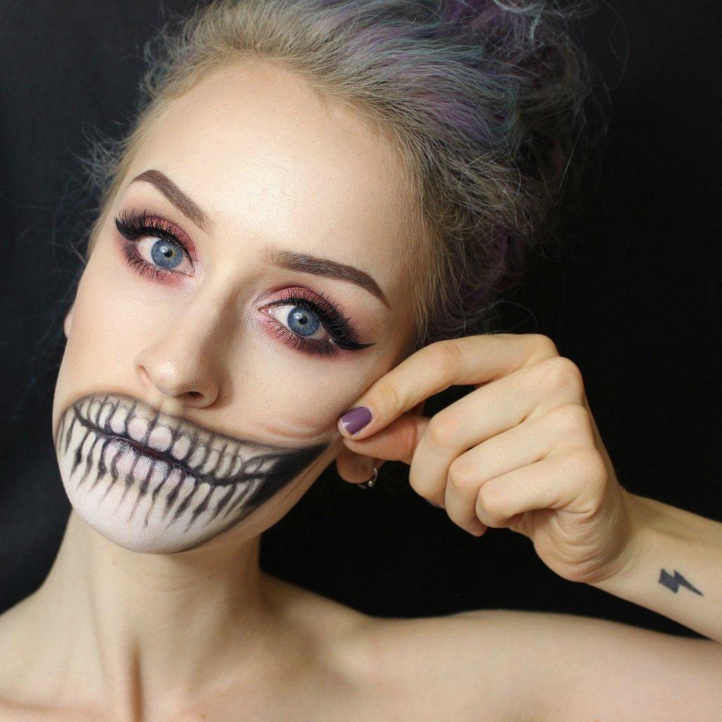 Maquillage Halloween 95.Halloween Tip Musely