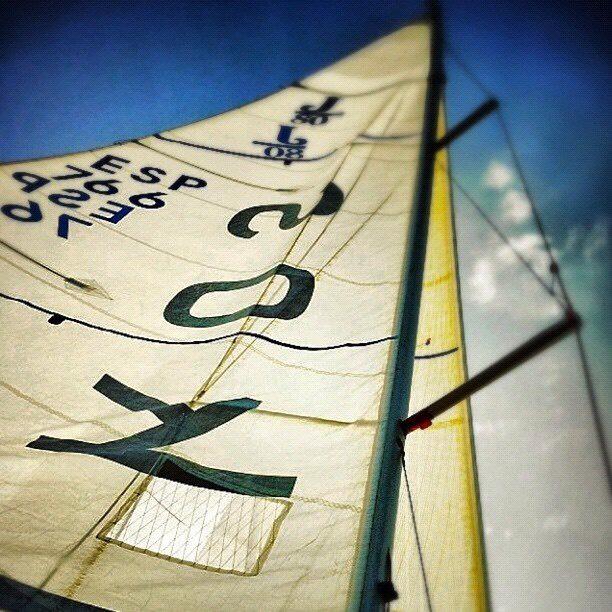 19. Go sailing!