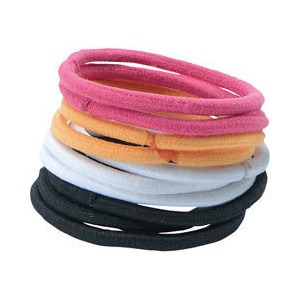 "Hair ties! During gym ""P.E"" you might get a little sweaty but you could always pack some hair ties to pull up your hair. Also if your not feeling it and your hairs crazy you could always pull out a hair tie and pull your hair up."
