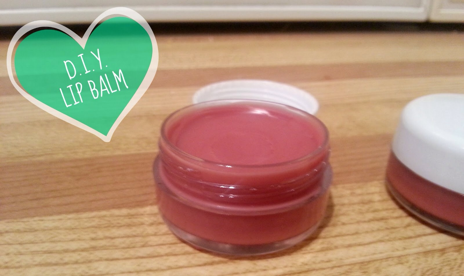 Take some Vaseline and mix it with a powder of your choice! You can use eyeshadow, blush, whatever! This will turn the powder into the lip color of your choice (or cream blush!) also try using kool aid as the powder, this turns out beautiful AND adds flavor!