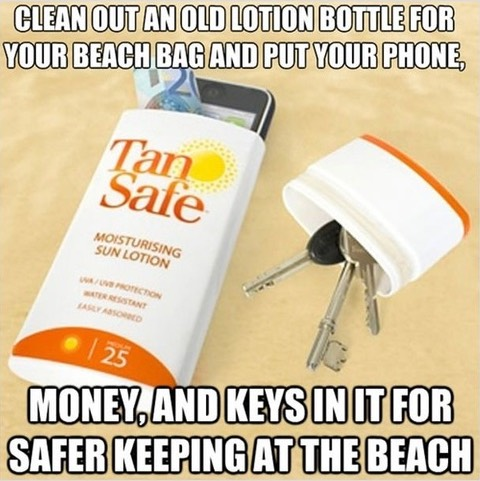 This is a fabulous idea for when me, my daughter and 4 sons, and all my grand children ( about 8 ) go for holiday!!