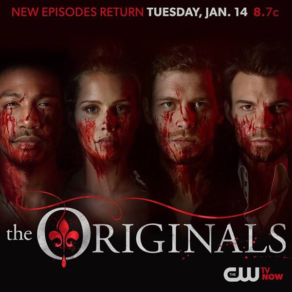 The originals. A must watch but only once you have seen at least season 4 of the vampire diares