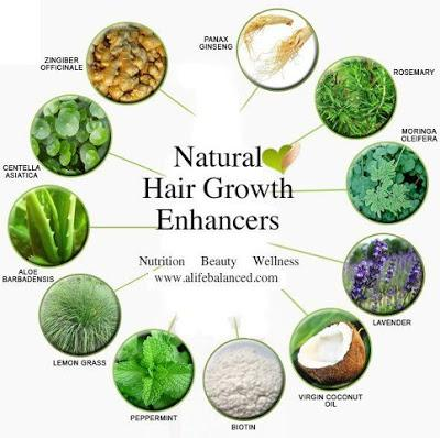 Natural Food To Help Hair Growth