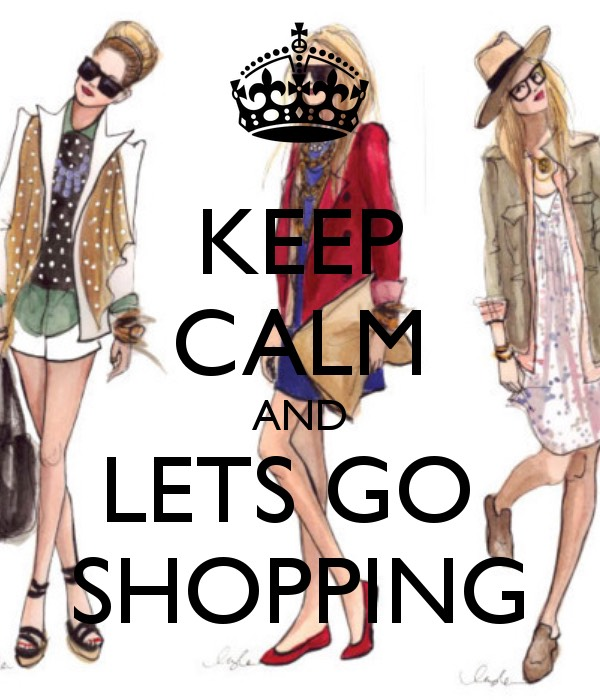 Shopping is the best way to take him/ her from your head .