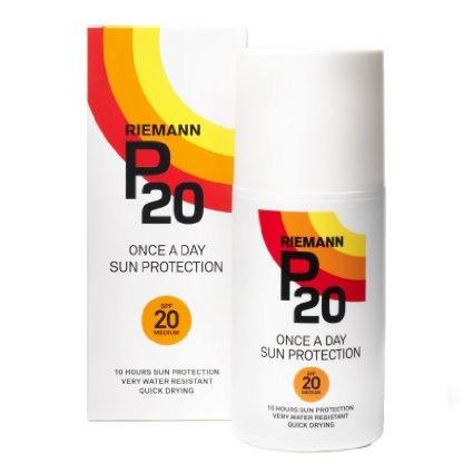 Sunscreen Avoid the sunburn!