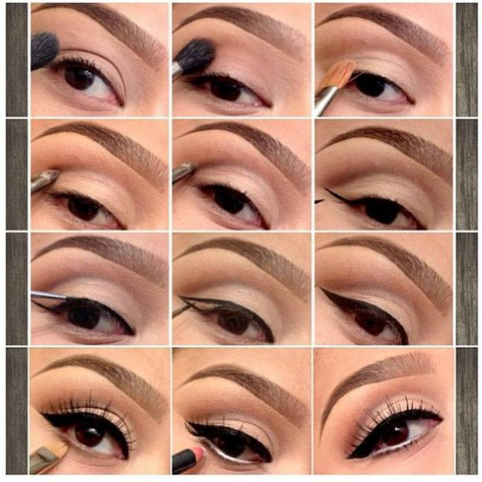 Perfect Cat Eye Liner Makeup Tutorial By Georgette Musely