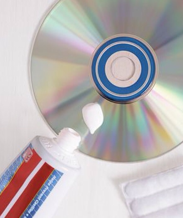 How to recover data from scratched cd