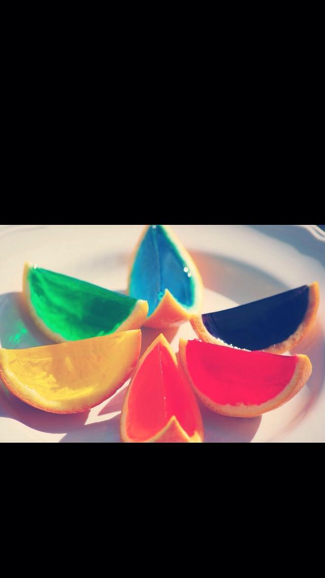 How to make cute jello slices!
