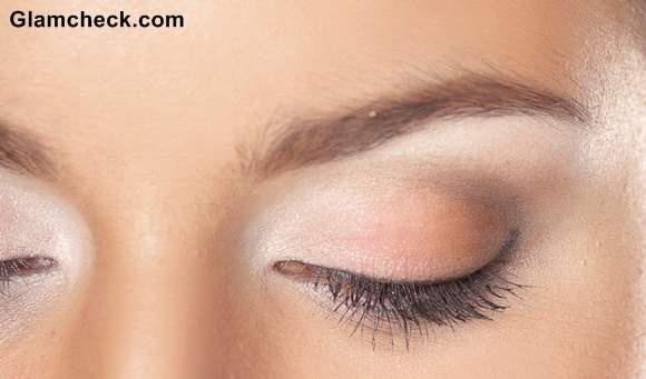Hightlight areas: Tearduct Browbone And the very middle of you lid ( just a little) Far end of your lower lash line