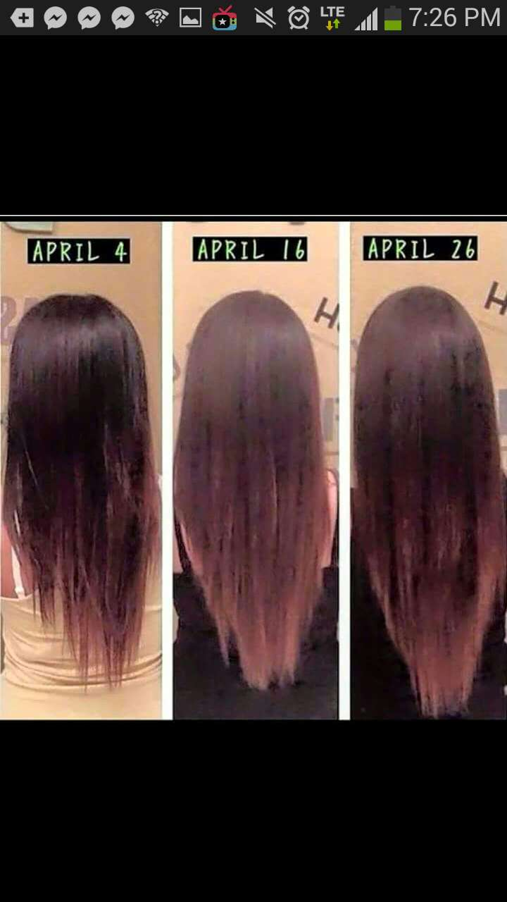 The hair, skin and nails vitamins work like a charm! I've tried almost everything to grow my hair out fast nothing has been as good as these!